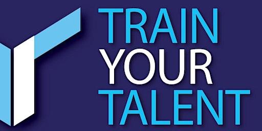 Puebla Train Your Talent Marzo 2020