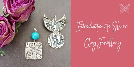 Silver Clay Jewellery  - Make a Pendant in a Morning tickets