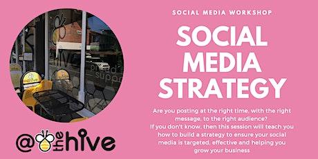 Social Media Strategy - Tuesday 25th February tickets