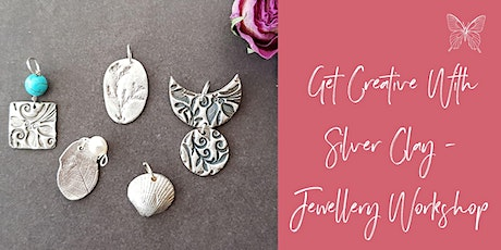 Get Creative with Silver Clay ~ Feb tickets