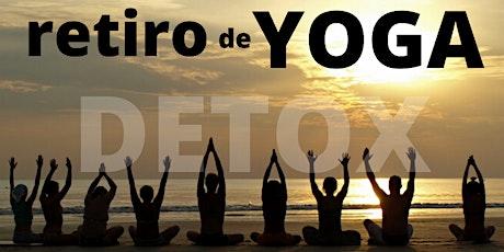 Retiro de Yoga - Detox de Carnaval ingressos