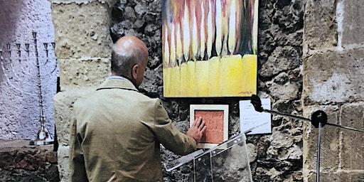 "Illuminating Dyslexia: A ""Touch to See"" Art Exhibit"