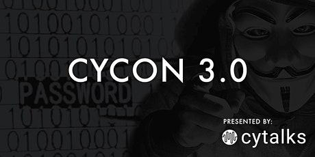 cycon 3.0 - cybersecurity conference tickets