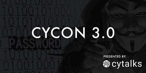 cycon 3.0 - cybersecurity conference