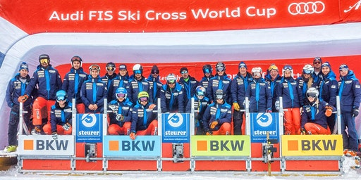 2019 Audi FIS Ski Cross World Cup Arosa
