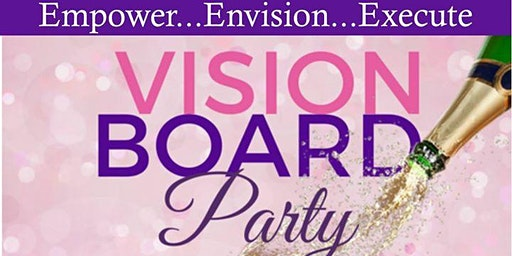 Vision Board Party!!!