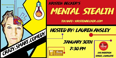 Kristen Becker's Mental Stealth - with Beerly Funny tickets