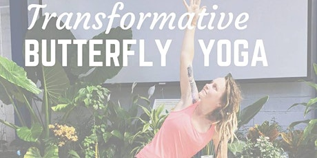 Butterfly Yoga tickets