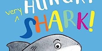 """Montauk Has a Very Hungry Shark"" Craft"