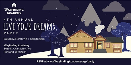 4th Annual Live Your Dreams Party tickets