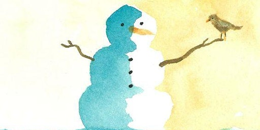 Watercolor Winter Wonderland