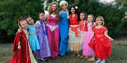 Princess Ball Musical Dinner Theater at Sylver Spoon