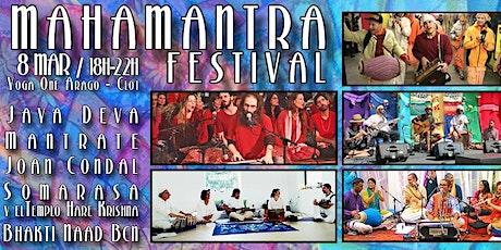 Mahamantra Festival - Grupos de Kirtan entradas