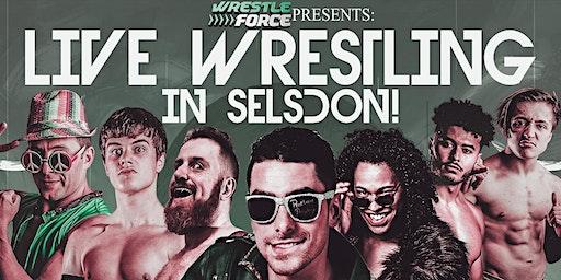 Live Wrestling in Selsdon