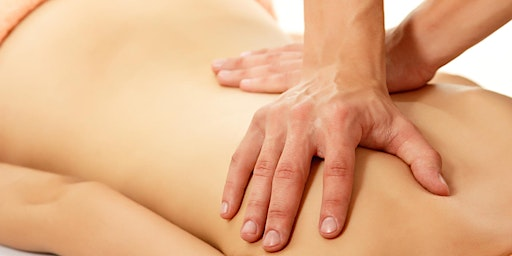 Initiation au massage suédois septembre 2019