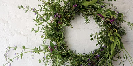 Shop Small Saturday: DIY Holiday Farm Wreath Making tickets