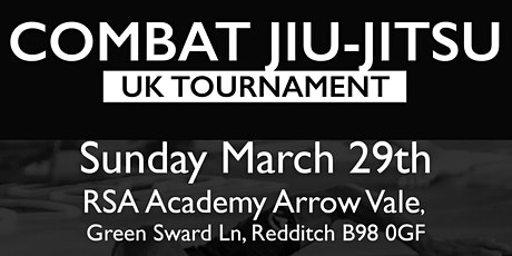 Combat Jiu Jitsu - UK Tournament tickets