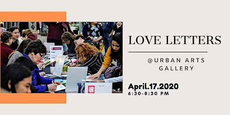 Love Letters [Pop-Up Event] Art Gallery Edition tickets