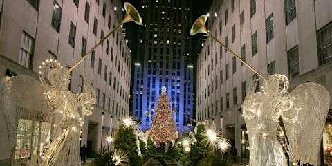NYC at Christmas with AJ