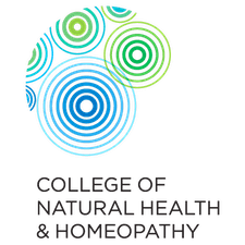College of Natural Health & Homeopathy logo