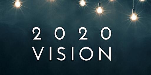 2020 Vision Board Tour