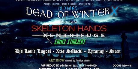 Dead of Winter Fest 2020 in Amityville! tickets