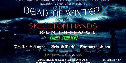 Nocturnal Creatures - Dead of Winter Fest 10 Year Anniversary!