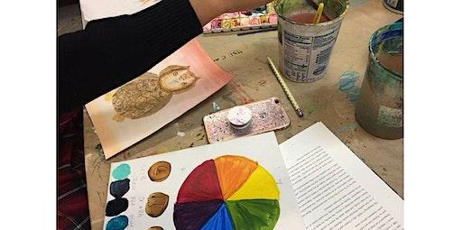 Art Lab Class (01-13-2020 starts at 7:00 PM)