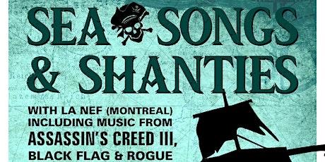 Sea Songs and Shanties: La Nef (Montreal) tickets