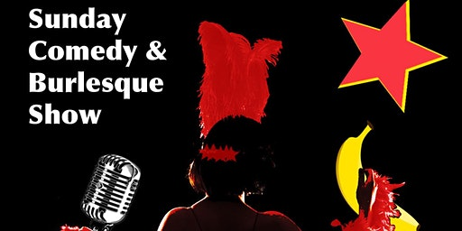 Comedy & Burlesque Show  12/15 @UC