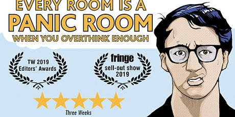 Simon Caine tries some (soon to be) award winning comedy at the Bill Murray tickets