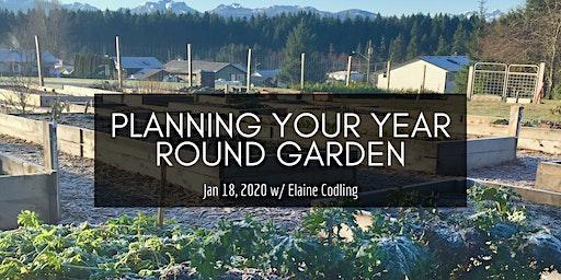 Planning Your Year Round Garden