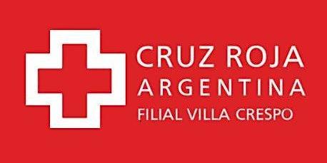 Curso de RCP en Cruz Roja (sábado 25-01-20) - Duración 4 hs.