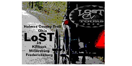 LoST on the Holmes County Trail, Ohio tickets