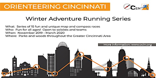 Orienteering Workshop with Orienteering Cincinnati and JackRabbit