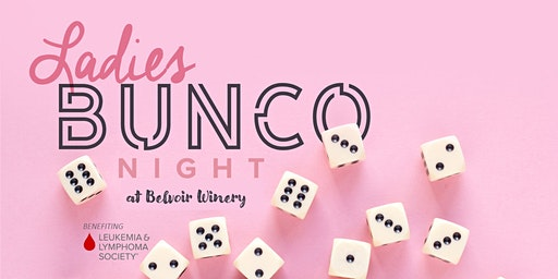 Bunco at Belvoir Winery