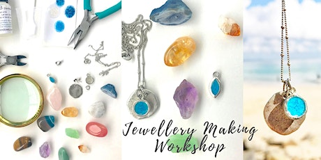 Creative Jewellery Making Workshop tickets
