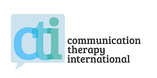 Communication Therapy International CEN Study Day
