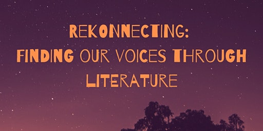Rekonnecting: Finding Our Voices Through Literature Book Club Meeting
