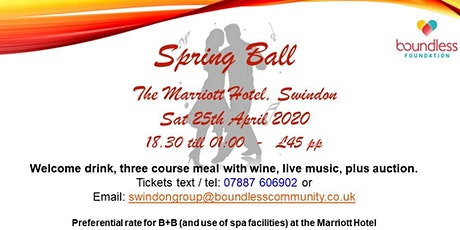 Boundless Foundation Charity Fundraising Ball tickets