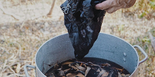 Natural dyeing Workshop