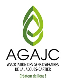 Association des gens d'affaires de la Jacques-Cartier logo