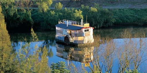 Paddle-Wheeler Cruise on the Hawkesbury River and Historic Tour