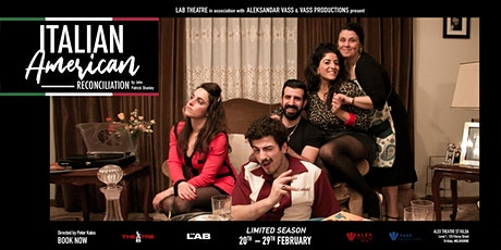 Italian American - PREVIEW tickets