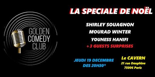 Golden Comedy Club : SPÉCIALE NOEL