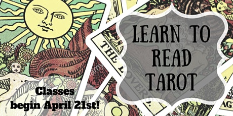 Learn to Read Tarot tickets