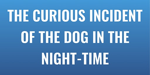 The Curious Incident of the Dog in the Night-time Pay-What-You-Can Preview