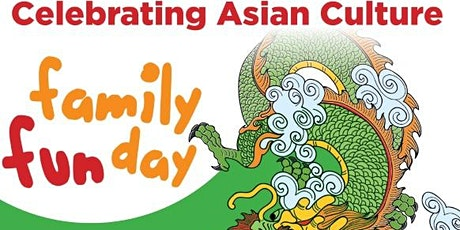 Celebrating Asian Culture Family Fun Day tickets
