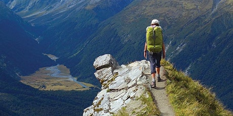 Open Book: Bewildered: Leaving everything behind for 3,000km in the wilds of New Zealand tickets