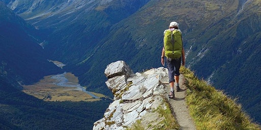 Open Book: Bewildered: Leaving everything behind for 3,000km in the wilds of New Zealand